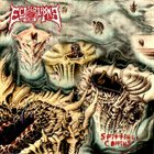 ECTOPLASMA Spitting Coffins album cover