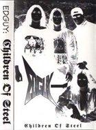 EDGUY Children of Steel album cover