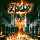 EDGUY Hall of Flames album cover