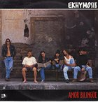EKHYMOSIS Amor Bilingüe album cover
