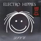 ELECTRO HIPPIES Live album cover