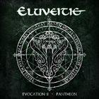 ELUVEITIE Evocation II - Pantheon album cover