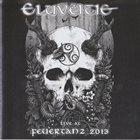 ELUVEITIE Live at Feuertanz 2013 album cover