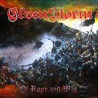 ELVENSTORM Of Rage and War album cover