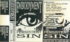 EMBODYMENT Persistent Sin album cover