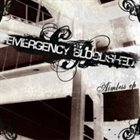 EMERGENCY BLOODSHED Aimless album cover