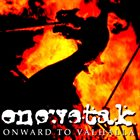 ENEWETAK Onward to Valhalla album cover