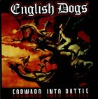 ENGLISH DOGS Forward Into Battle album cover