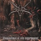 ENMITY Illuminations of Vile Engorgement album cover