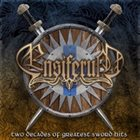 ENSIFERUM Two Decades of Greatest Sword Hits album cover