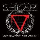 ENTER SHIKARI Live In London NW5 2012 EP album cover