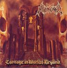 ENTHRONED Carnage in Worlds Beyond album cover