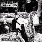 ENTRAILS Human Decay album cover