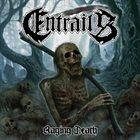 ENTRAILS Raging Death album cover