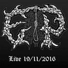 ESQUIZOFRENIA PARANOIDE Live 19/11/2016 album cover