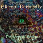 ETERNAL DEFORMITY The Serpent Design album cover