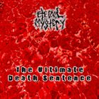 ETERNAL MYSTERY The Ultimate Death Sentence album cover