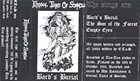 ETERNAL TEARS OF SORROW Bards Burial album cover