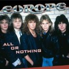 EUROPE All or Nothing album cover