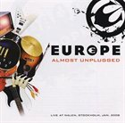 EUROPE Almost Unplugged album cover