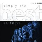 EUROPE Simply the Best album cover