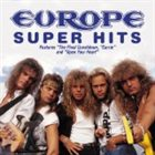 EUROPE Super Hits album cover
