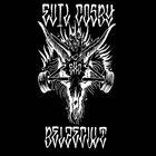 EVIL COSBY Belzecult album cover