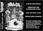EVOCATION The Ancient Gate album cover