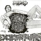 EXHUMED Excreting Innards album cover