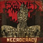 EXHUMED Necrocracy album cover