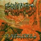 EXHUMED Slaughtercult album cover