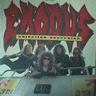 EXODUS Objection Overruled album cover
