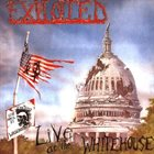 THE EXPLOITED Live At The Whitehouse album cover