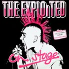 THE EXPLOITED On Stage album cover