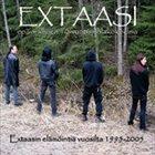 EXTAASI Epävirallinen 10-vuotisjuhlakokoelma: Extaasin elämöintiä vuosilta 1995 - 2005 album cover