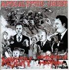 EXTINCTION OF MANKIND Apocalyptic Crust album cover