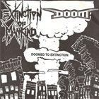 EXTINCTION OF MANKIND Doomed To Extinction album cover