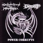 EXTINCTION OF MANKIND Power Corrupts album cover