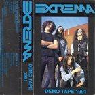 EXTREMA Demo Tape 1991 album cover