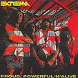 EXTREMA Proud, Powerful'n'Alive album cover