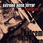 EXTREME NOISE TERROR Damage 381 album cover