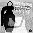 EXTREME NOISE TERROR Extreme Noise Terror / Cock E.S.P. album cover