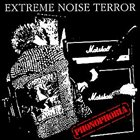 EXTREME NOISE TERROR Phonophobia album cover