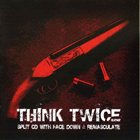 FACE DOWN Think Twice album cover
