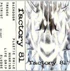 FACTORY 81 Crawl Space album cover