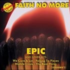 FAITH NO MORE Epic And Other Hits album cover