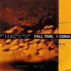 FALL TIME. Coma album cover