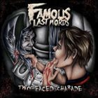 FAMOUS LAST WORDS Two-Faced Charade album cover