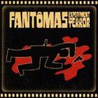 FANTÔMAS An Experiment in Terror album cover