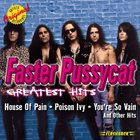 FASTER PUSSYCAT Greatest Hits album cover